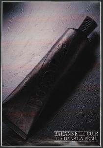 Le cuir l'a dans la peau noir