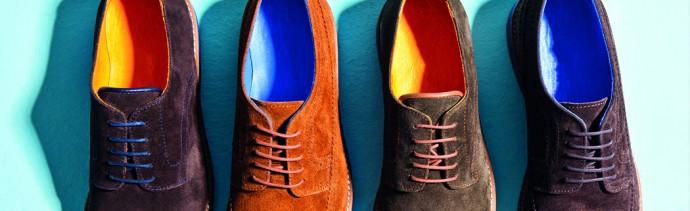 toutes les étapes pour enlever une tache sur vos chaussures en