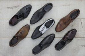 Les chaussures, on en prend soin !