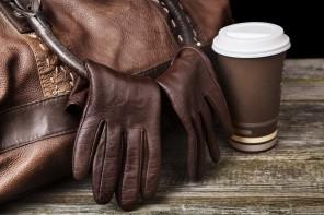 Une bonne paire de gants… en cuir !