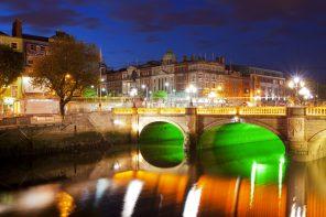 Envolez-vous pour Dublin le temps d'un weekend !